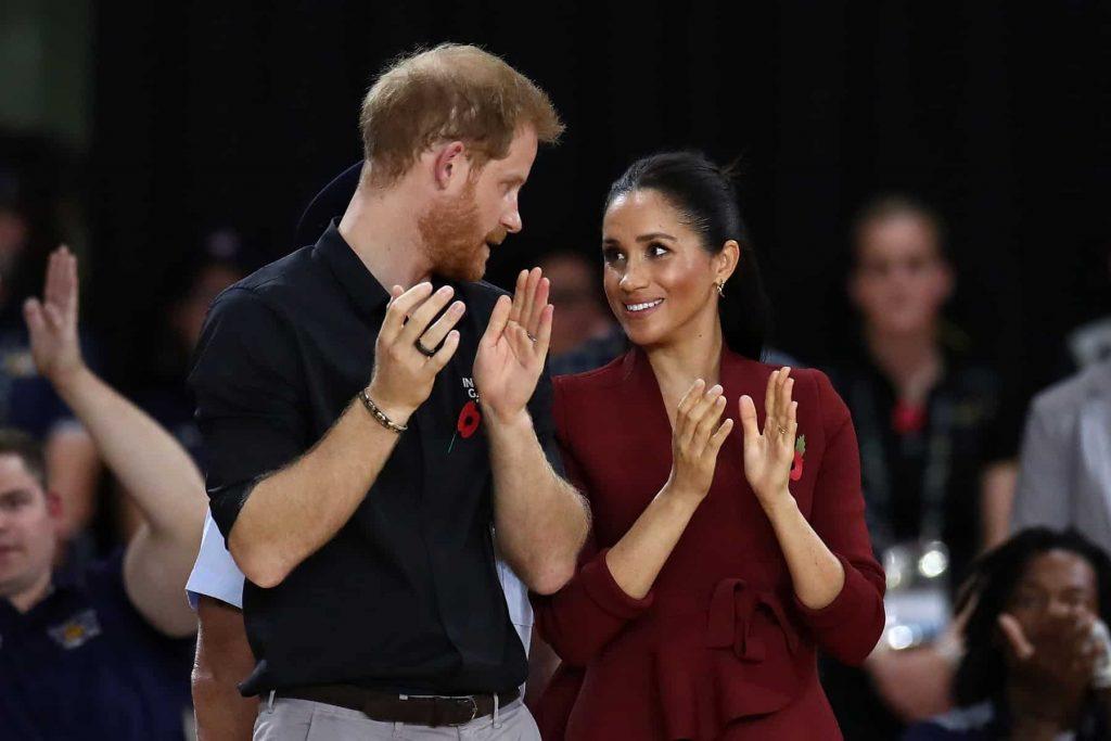 Le prince Harry et Meghan sur leur transition de mars