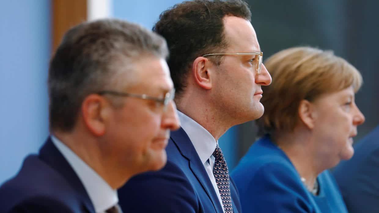 La France et l'Allemagne renforcent leurs contrôles aux frontières dès demain — Coronavirus