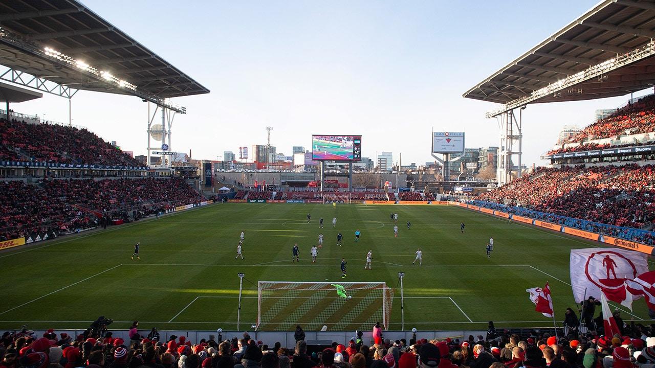 La MLS suspend sa saison — Coronavirus