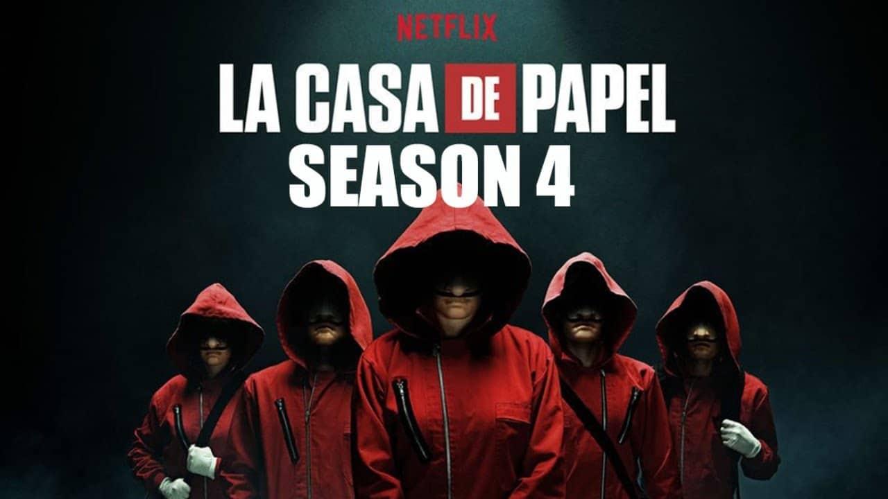 Money Heist: la saison 4 est-elle la dernière? Les plans Netflix ...