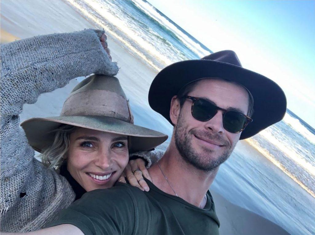 Chris Hemsworth et Elsa Pataky
