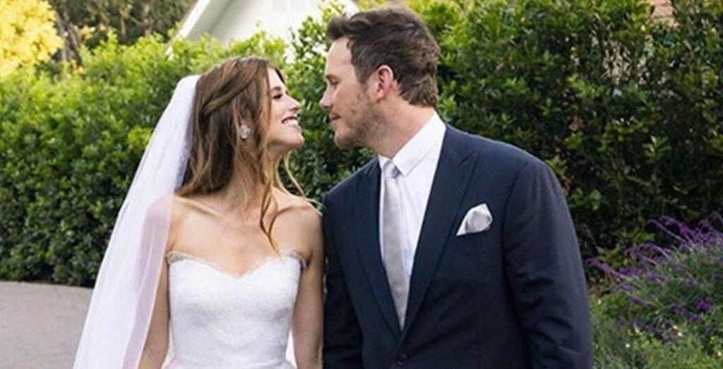 Chris Pratt et Katherine Schwarzenegger mariés