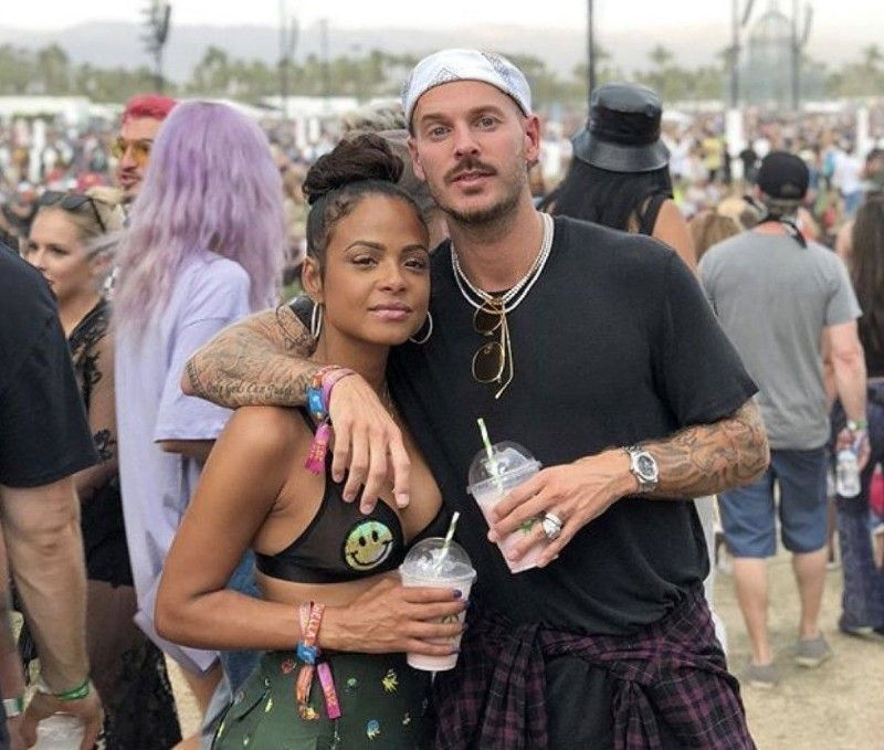 Christina Milian et Matt Pokora