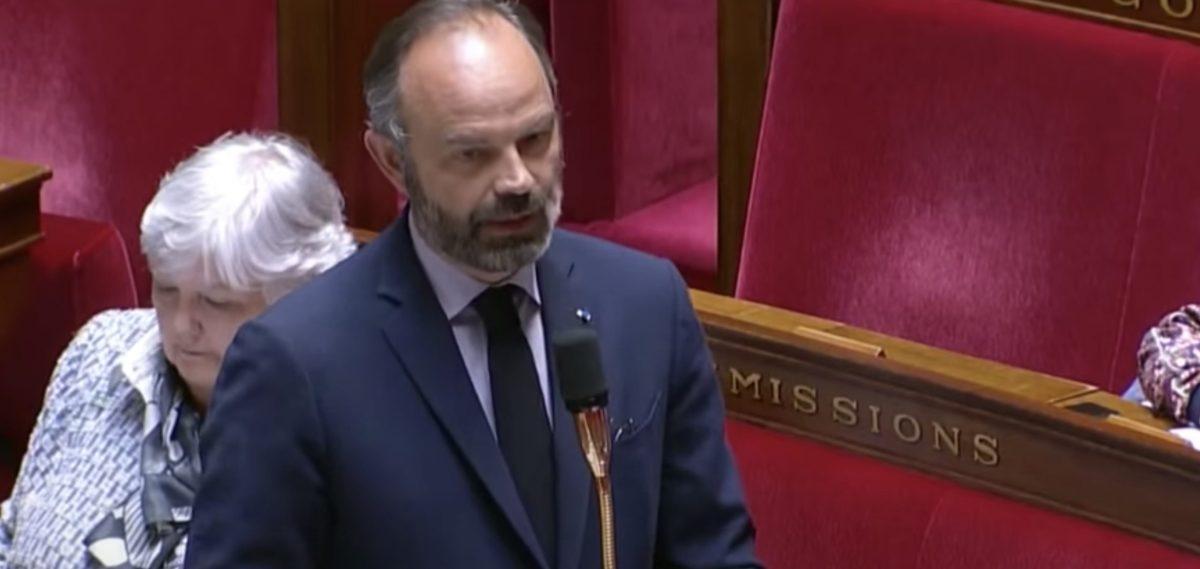 Déconfinement Edouard Philippe