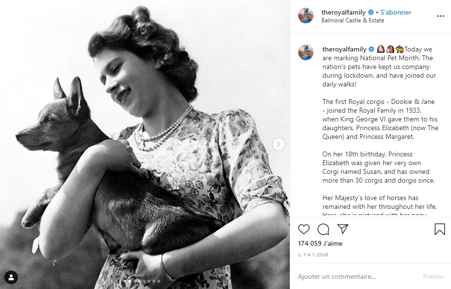 Elizabeth II fête ses 94 ans
