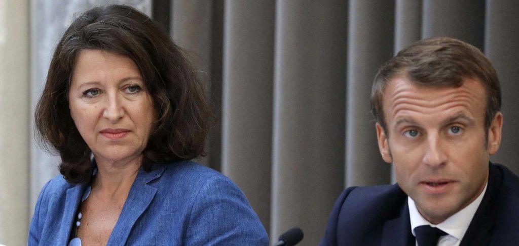 Emmanuel Macron et Agnès Buzyn