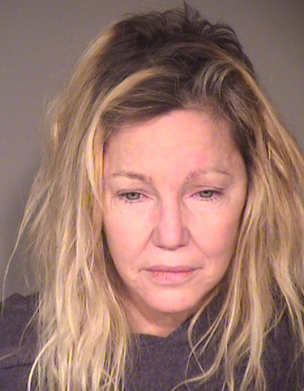 Heather Locklear hospitalisée