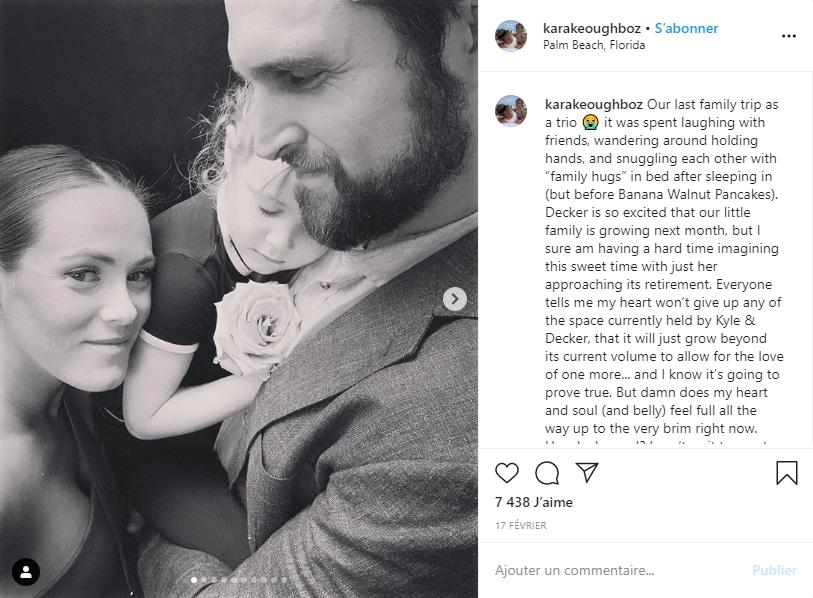 Kara-Keough-et-sa-famille