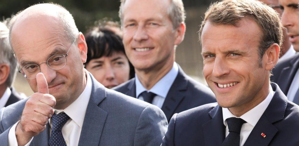 Macron et Blanquer