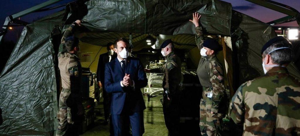 Macron et l'armée