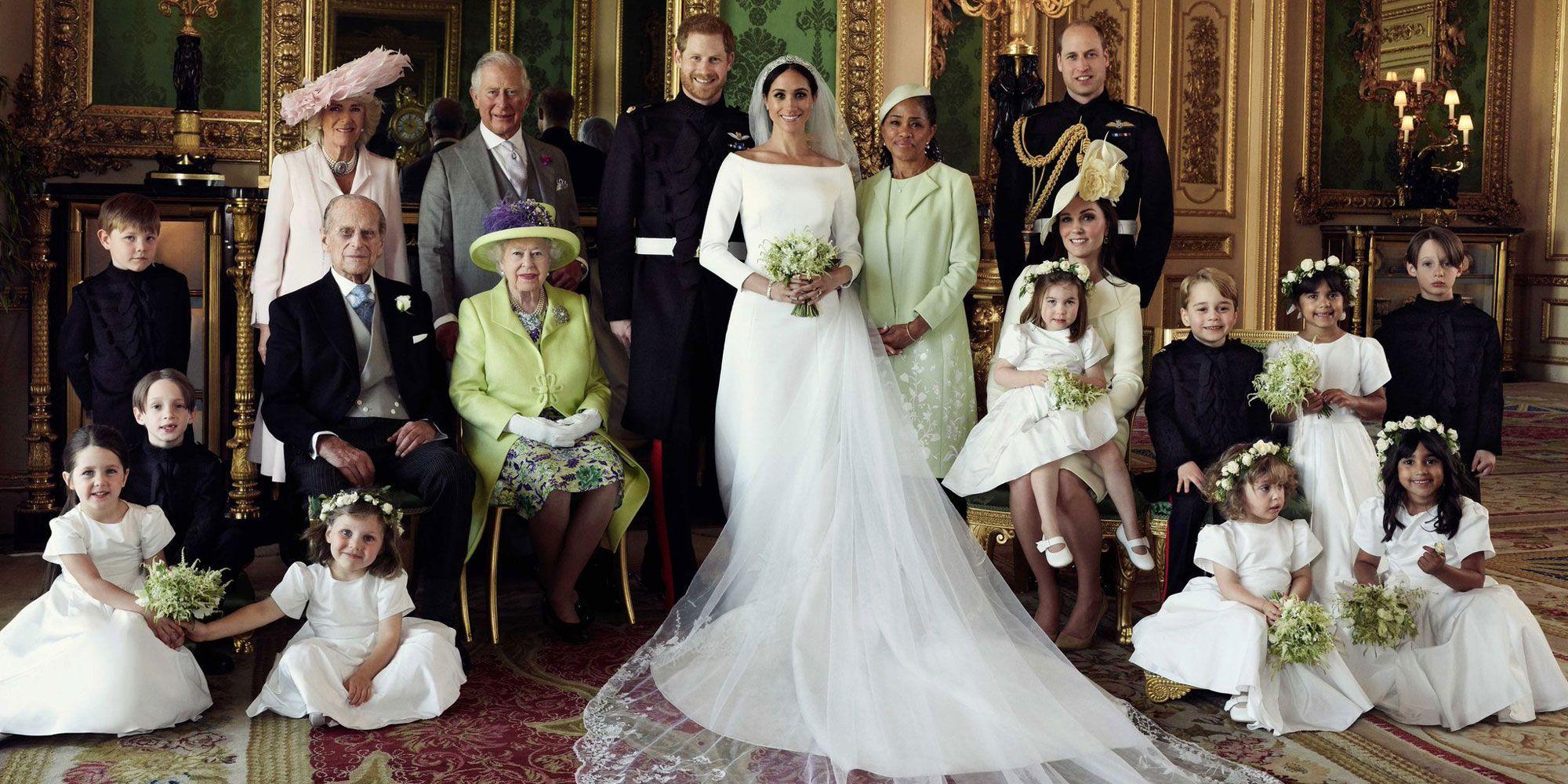 Mariage de Meghan et Harry