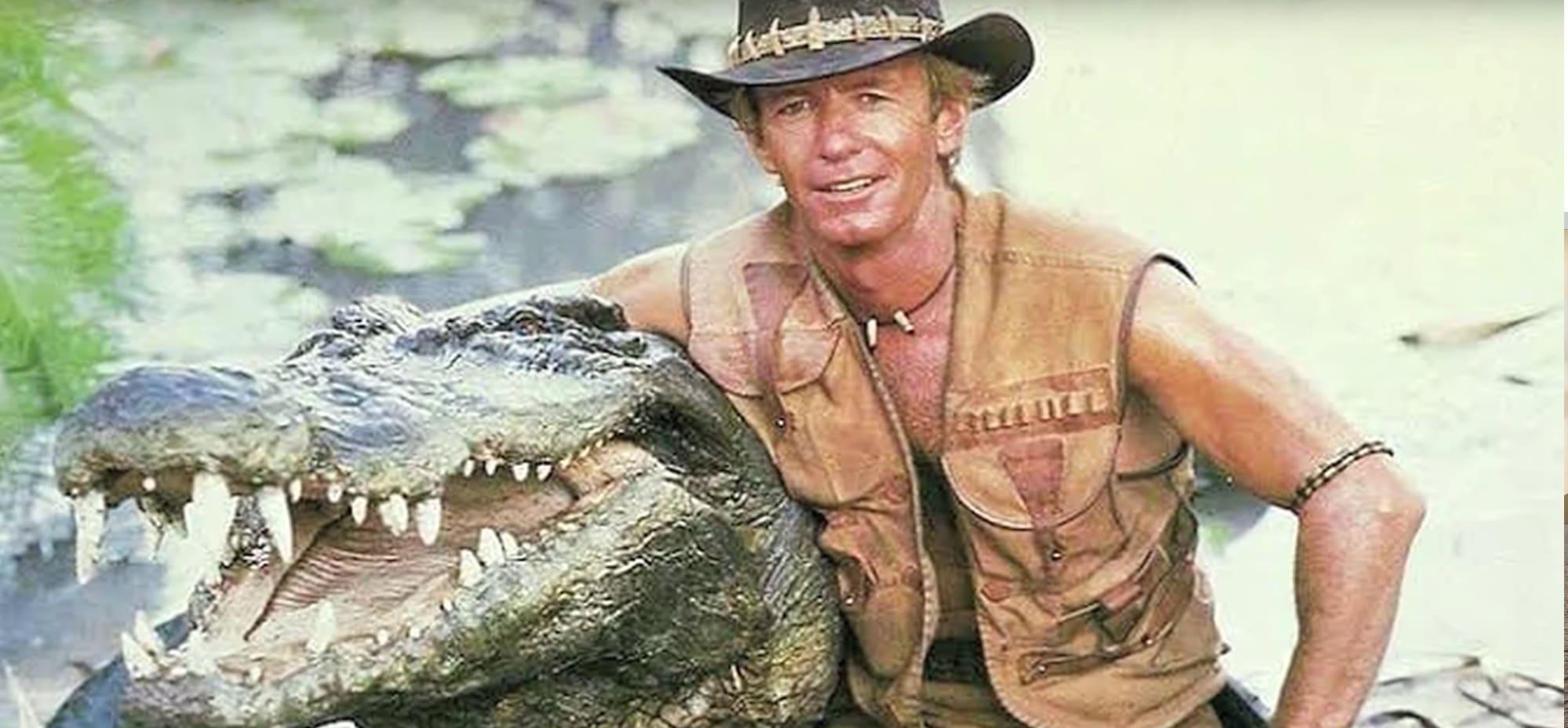 Mark Blum dans Crocodile Dundee