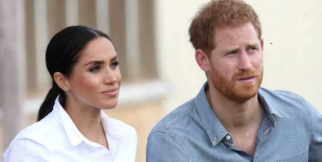 Meghan Markle et Harry