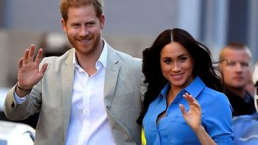 Meghan et Harry en Californie
