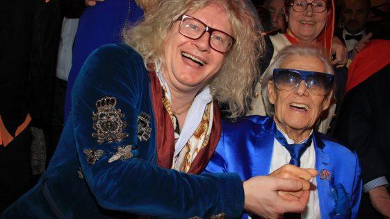 Pierre-Jean Chalençon et Michou