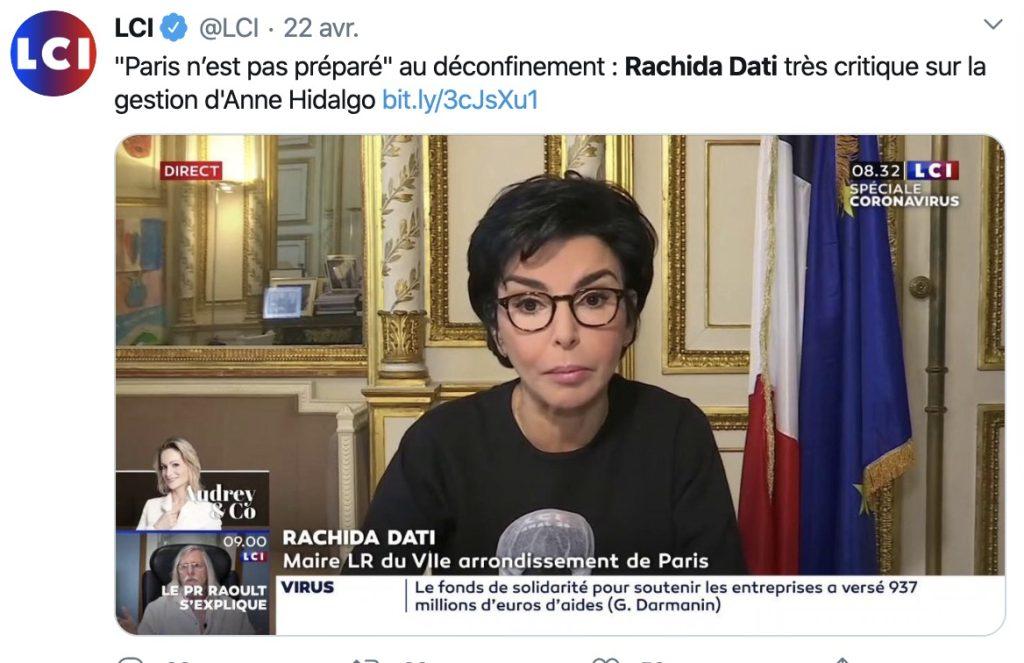 Rachida Dati
