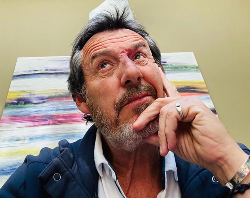 Jean-Luc Reichmann anime les 12 coups de midi et joue dans Léo Mattheï