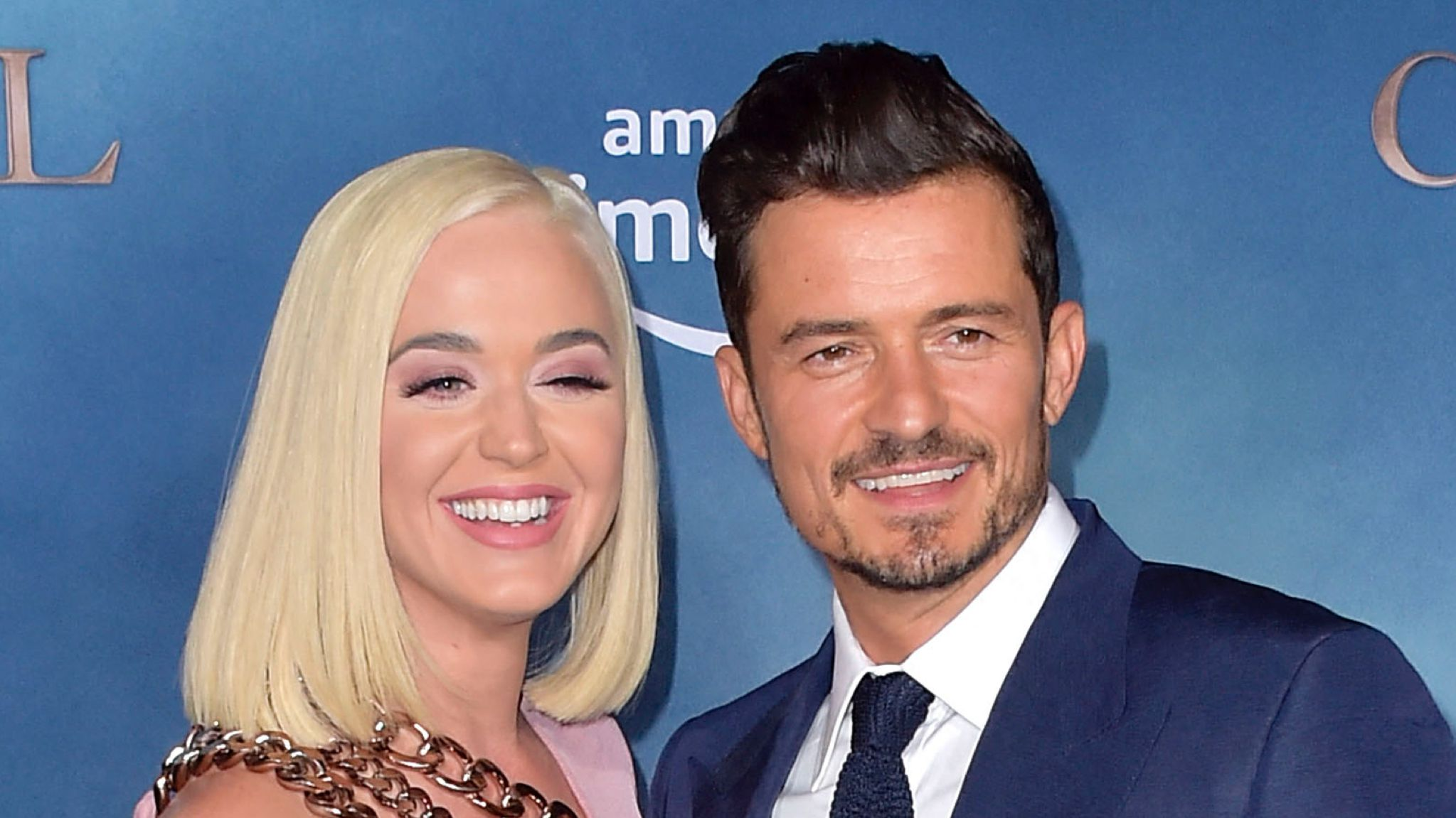 Le couple Katy Perry Orlando Bloom, bientôt parents