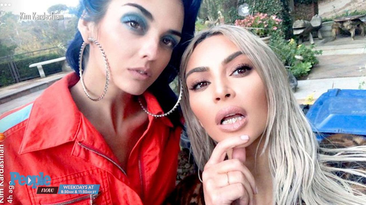 Kim Kardashian vous propose d'intégrer sa famille !