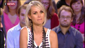 Laeticia Hallyday sur CNews