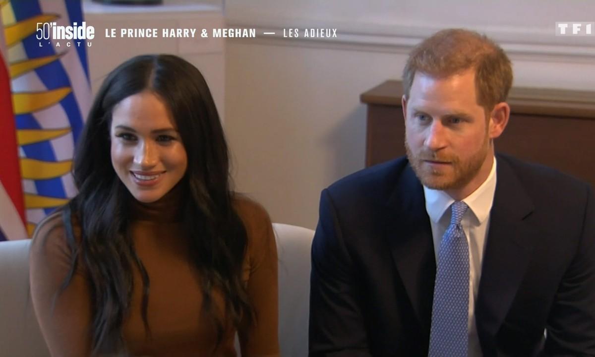 Harry et Meghan Markle quittent la Grande-Bretagne