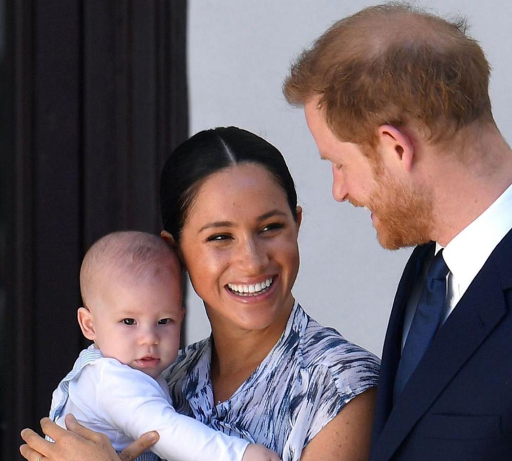 Meghan Markle a déménagé à Los Angeles avec le Prince Harry et Archie