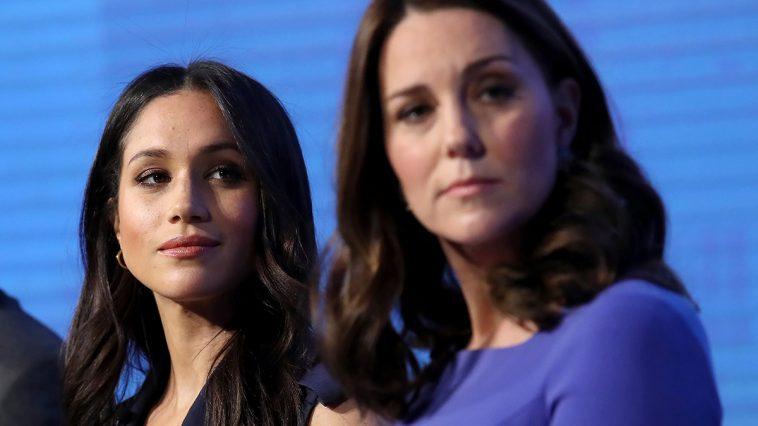 Meghan Markle balance sur Kate Middleton et la famille royale