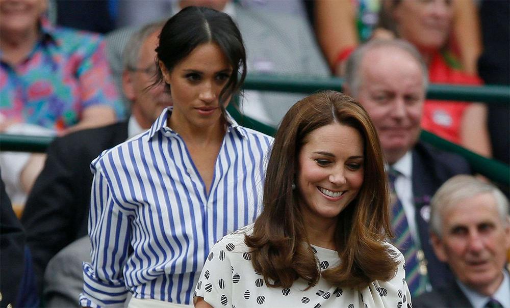 Meghan Markle est jalouse de Kate Middleton ?