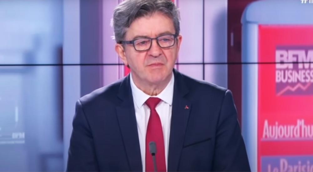 Mélenchon indigné par Edouard Philippe
