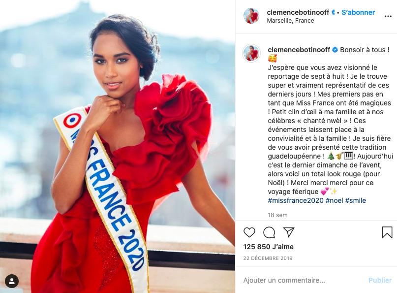 Miss France