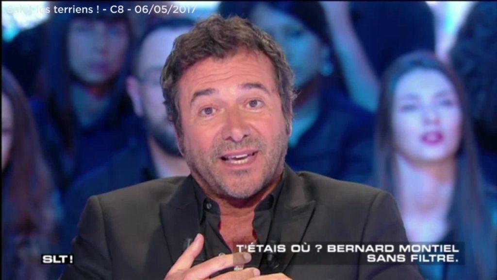 Bernard Montiel sur C8