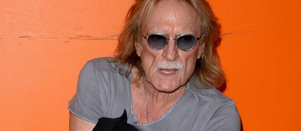 Le chanteur Christophe est décédé d'une infection pulmonaire