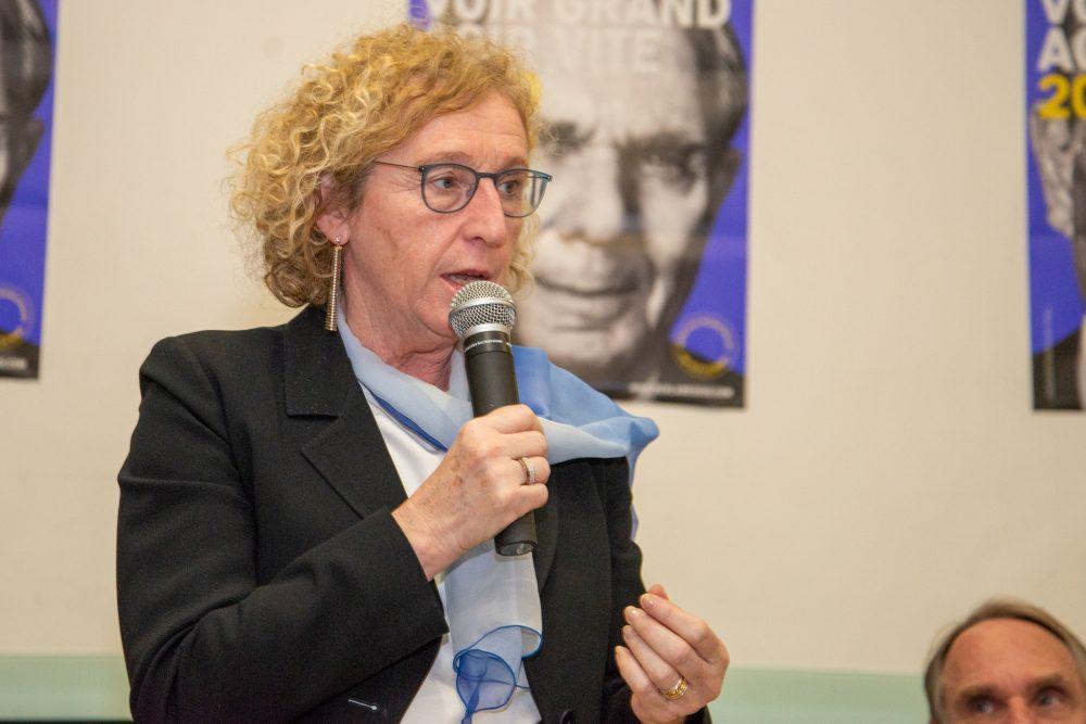 Muriel Pénicaud s'exprime sur le chômage partiel