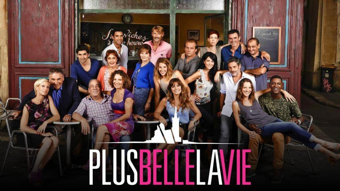 Plus Belle La Vie sur France 3