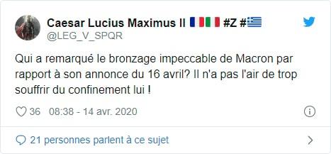 Emmanuel Macron : au coeur de la polémique après son discours