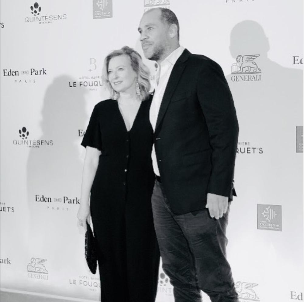 Valérie Trierweiler en couple avec Romain Magellan