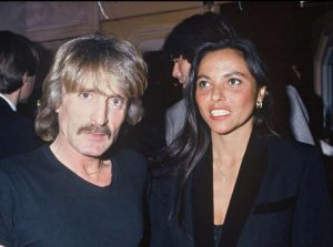 Christophe et sa femme Véronique