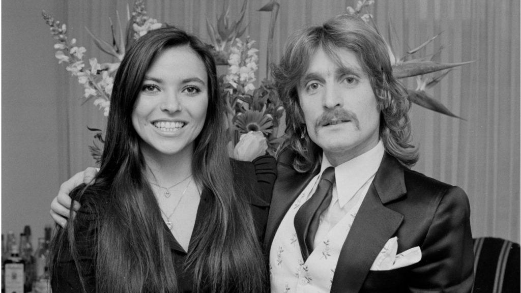 Christophe et sa femme, Véronique