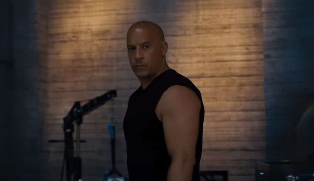 Vin Diesel dans son rôle pour Fast And Furious 9