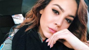 Danna Paola change de look