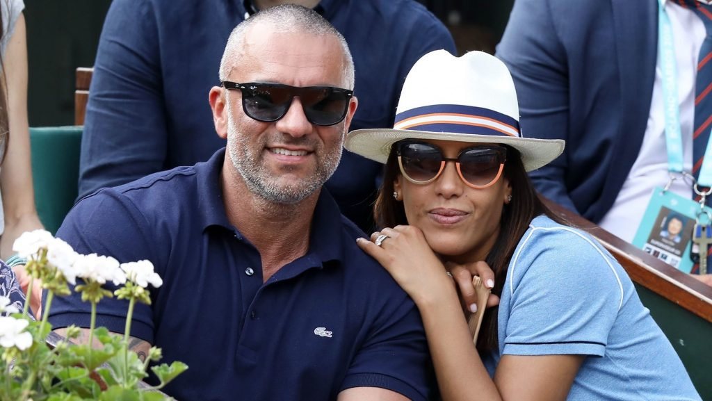 Amel Bent et son mari