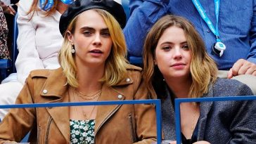 Cara Delevingne et Ashley Benson