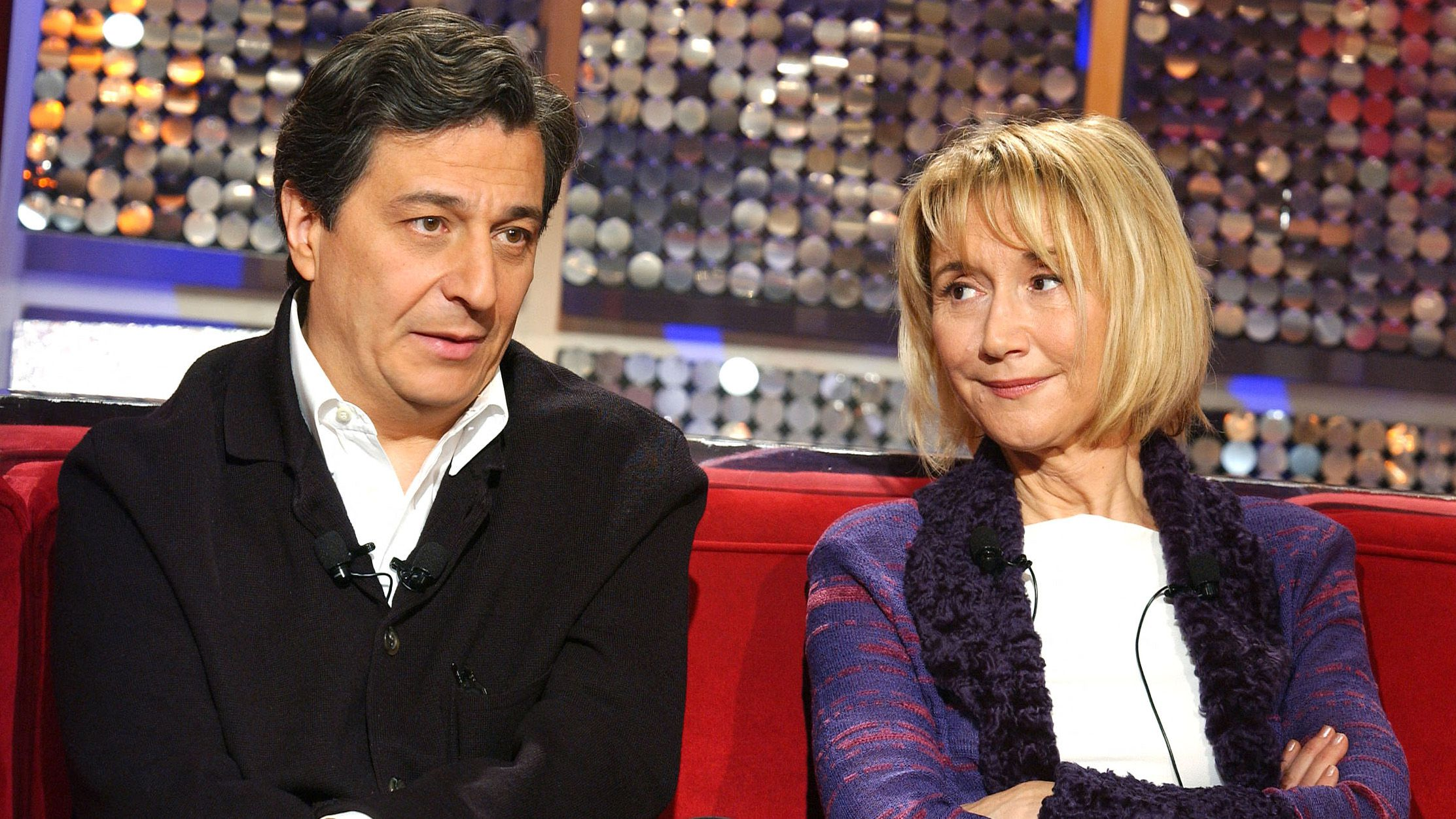 Christian Clavier et Marie-Anne Chazel