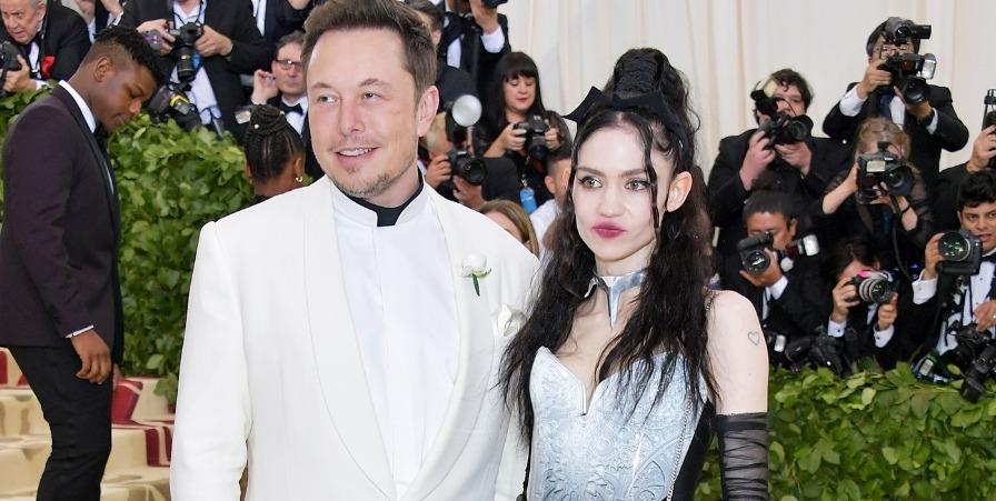 Elon Musk et Grimes