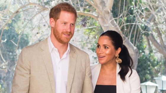 Harry et Meghan Markle