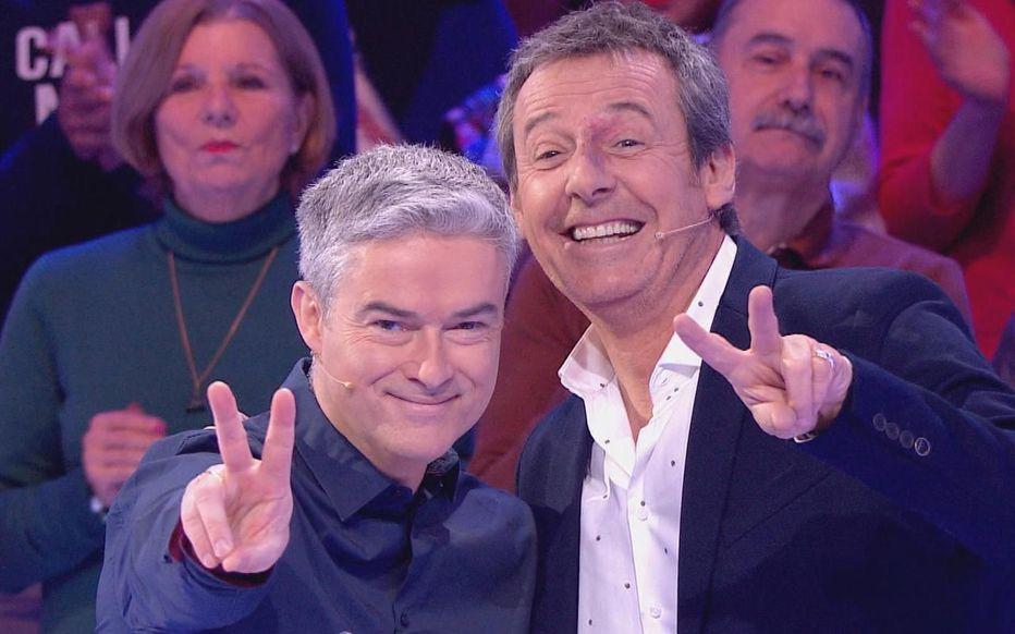 Jean Luc Reichmann et Eric