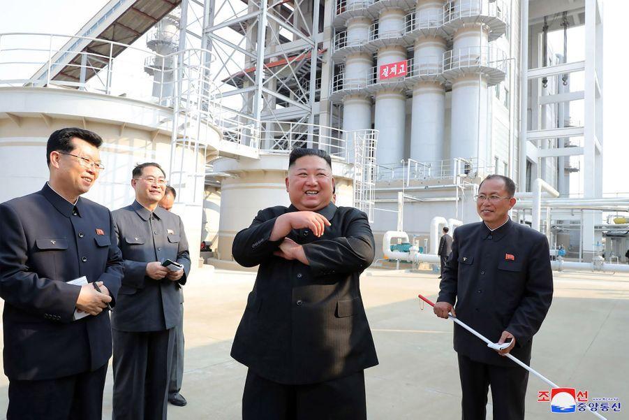 Kim Jong-un de retour