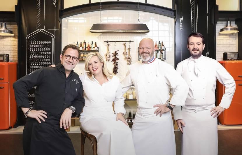 Le jurys de Top Chef