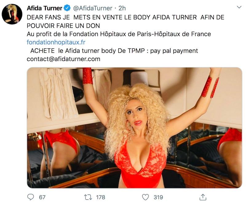 Tweet Afida Turner