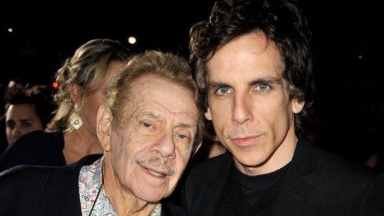 Ben Stiller et son père